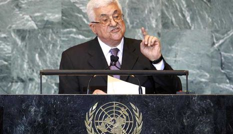 Palestina reclama ante la ONU su lugar en el mundo