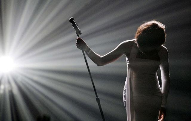 La muerte de Whitney Houston