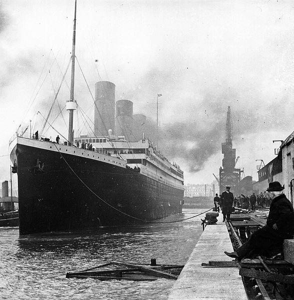 El naufragio del Titanic cumple un siglo