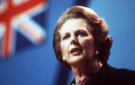 Margaret Thatcher: hierro de Marte y plomo de Saturno