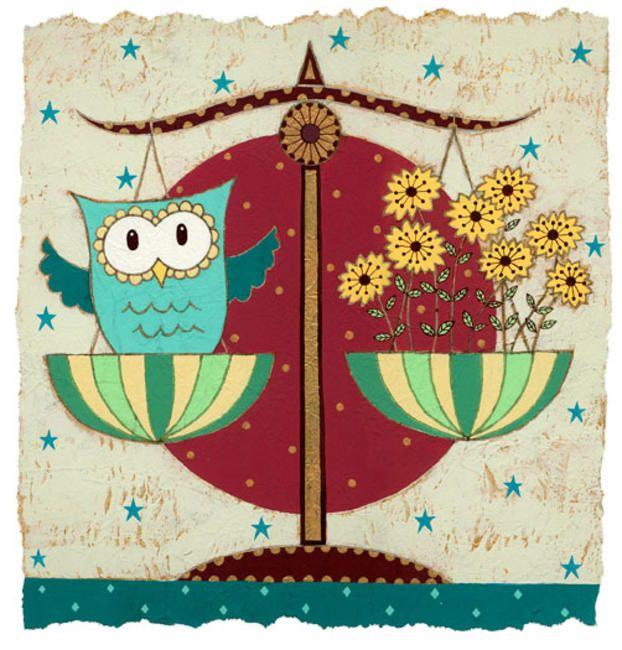 Luna nueva de otoño en Libra