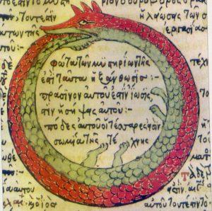 Serpiente_alquimica-300x298 El final del invierno y el eterno retorno del ciclo solar