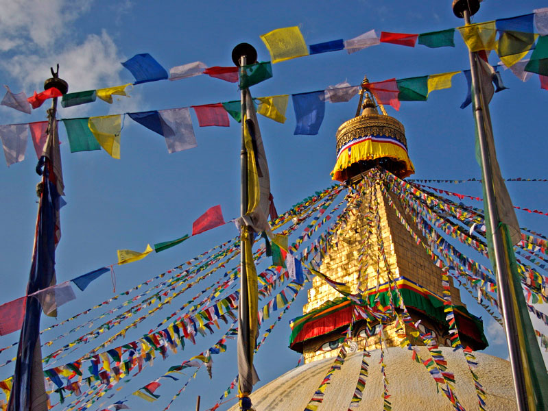 Great_Stupa_of_Bodnath_Kathmandu_valley_Nepal Nepal, una elección astrológica