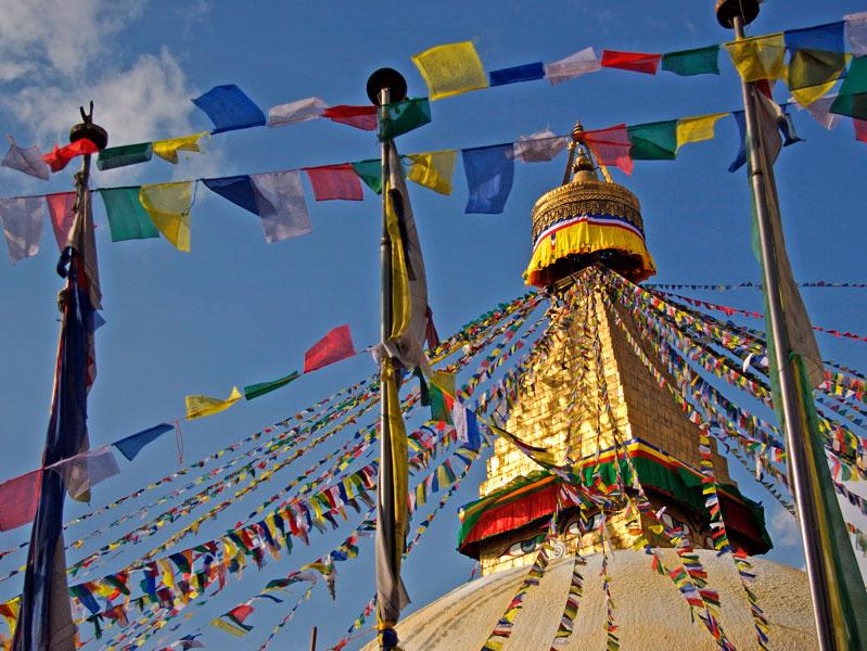 Great_Stupa_of_Bodnath_Kathmandu_valley_Nepal Nepal, una elección astrológica