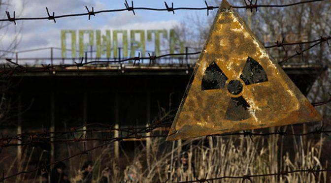 El desastre de Chernóbil